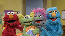 How Sesame Street Deals with Trauma