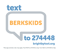 Sign up for Bright by Text